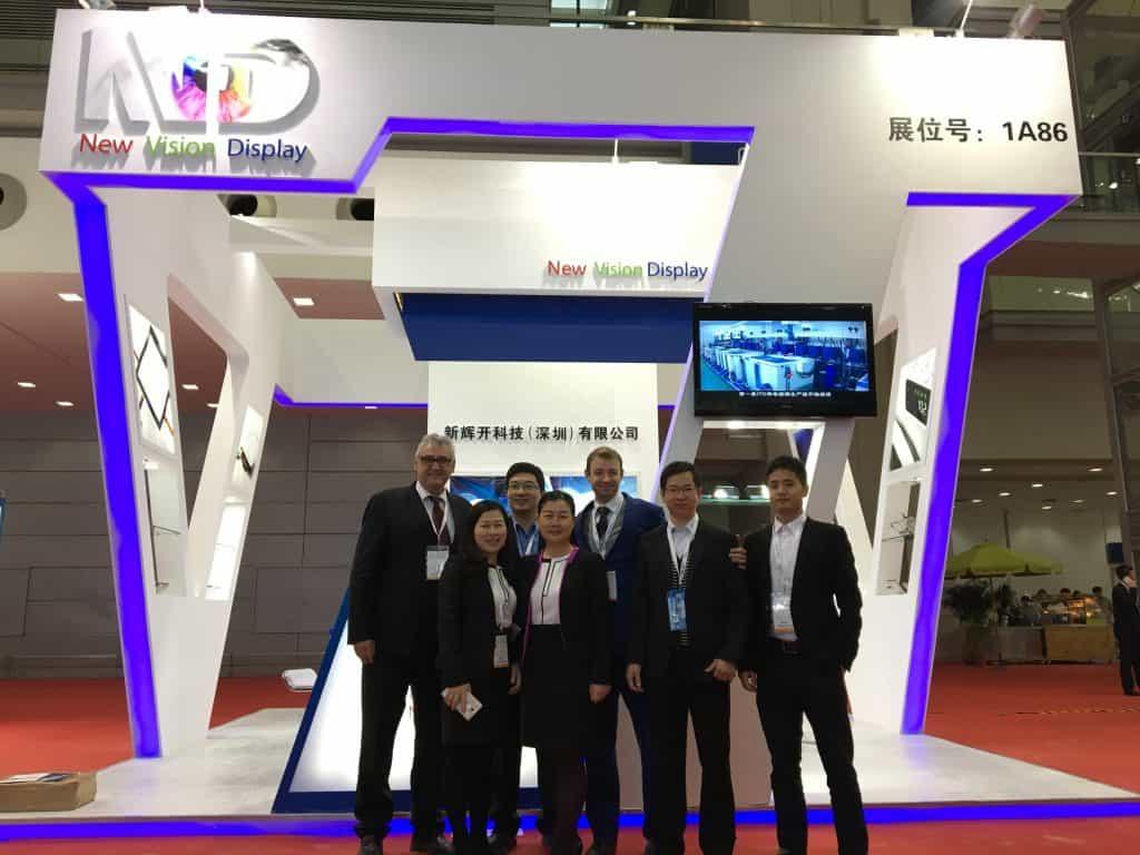 Upcoming Tradeshow: C-Touch & Display Shenzhen 2017 (Nov 24-26)